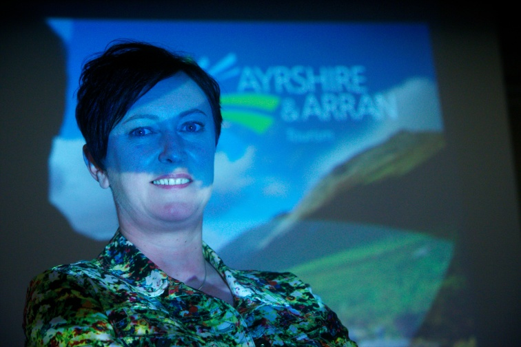 Image by Guy Hinks. Ayrshire Tourism Event at the Marine Hotel Troon