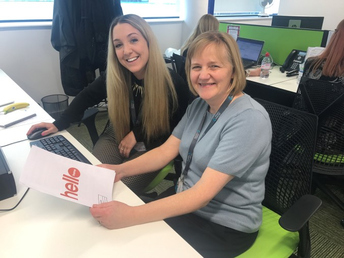 Catriona and Shelagh - Why Employ An Apprentice Blog