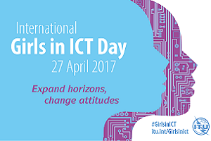 Girls into ICT 2017 image