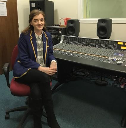 Olivia Purdie Sound Production