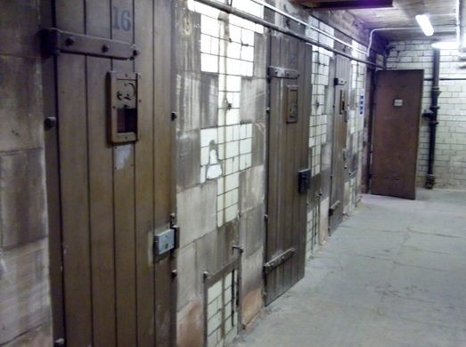 holding-cells