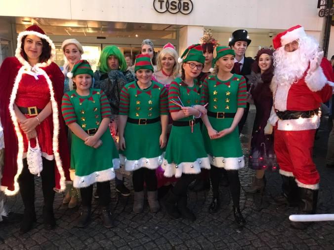 Christmas Kilmarnock