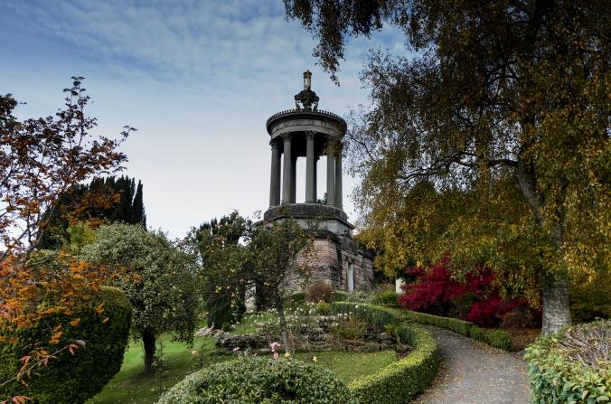 Burns Monument, Alloway