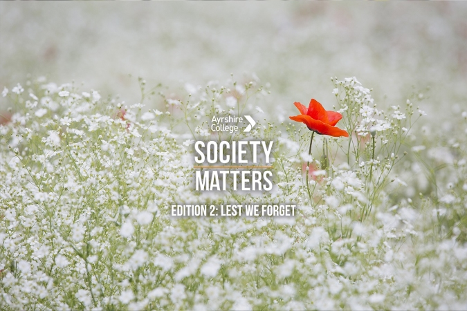Society Matters Edition 2 Cover